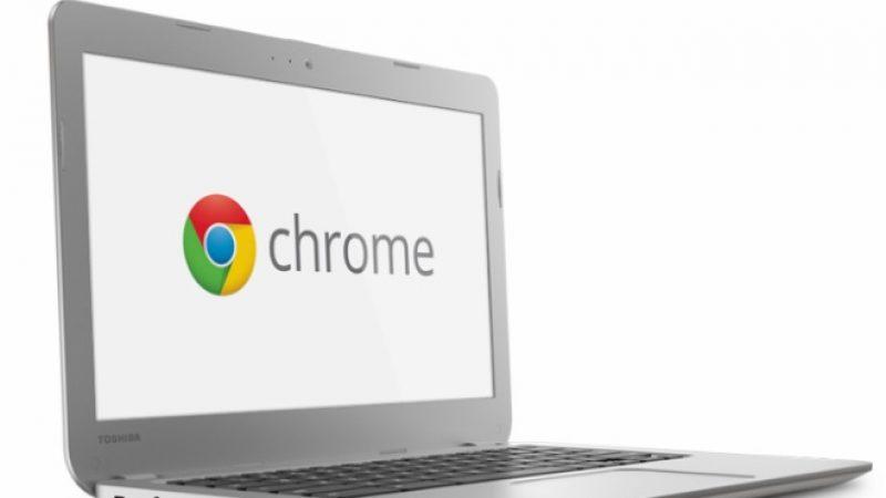 Les Chromebook de Google profiteront bientôt du partage de connexion avec l'iPhone