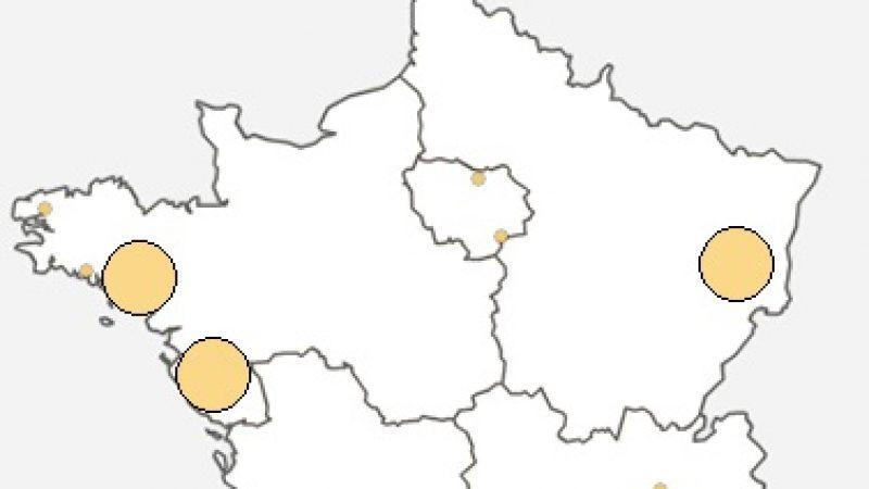 Free : Incident réseau dans le Gers impactant 34 DSLAM