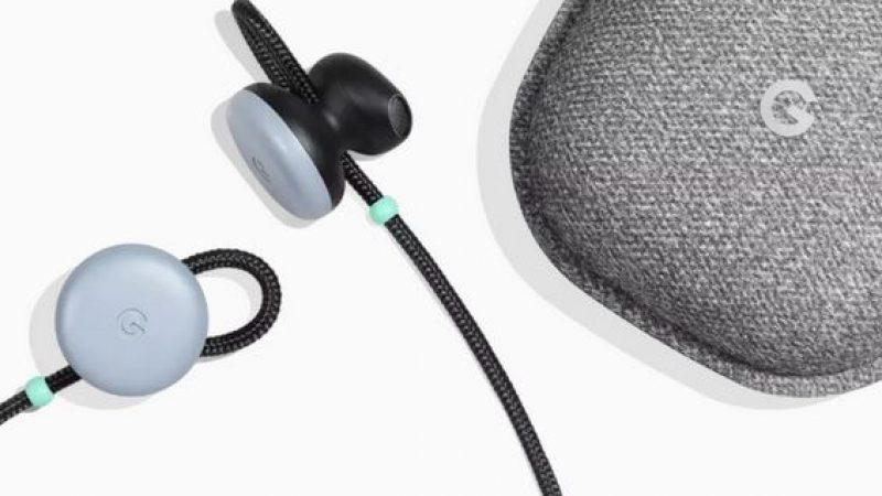 Google s'apprêterait à présenter, en même temps que le Pixel 4, une nouvelle version de ses écouteurs sans fils