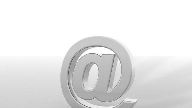 L'e-mail : ce pollueur insoupçonné