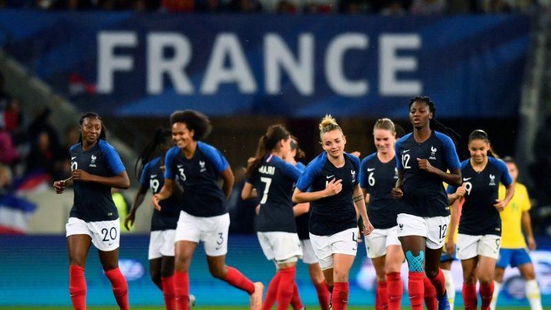 Merci les Bleues ! TF1 réalise son record d'audience lors du match de la France face au Brésil