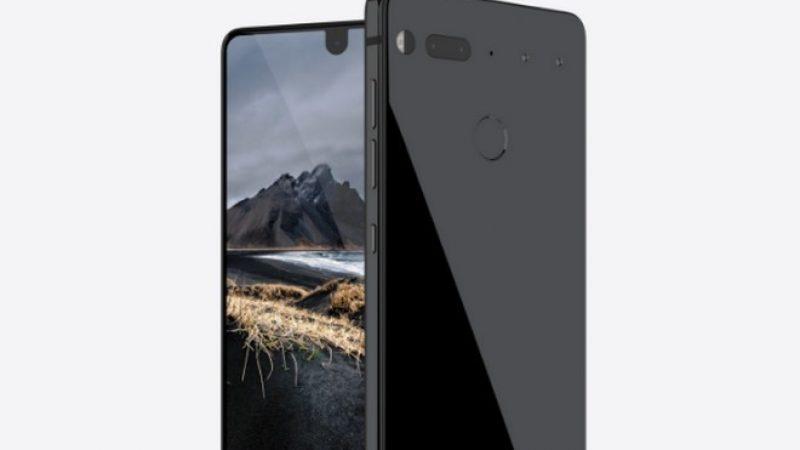 Essential Phone : le papa d'Android pourrait remettre prochainement le couvert, en dévoilant son second smartphone