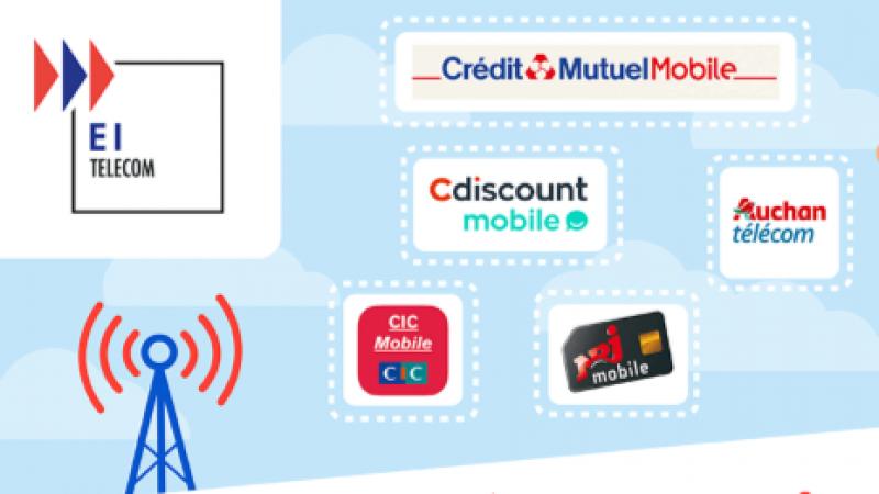 EI TELECOM (NRJ Mobile, CIC Mobile…) : Une panne touche actuellement plusieurs marques de l'opérateur full MVNO