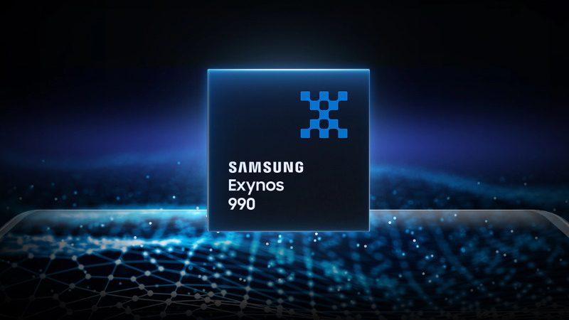 Exynos 990 : Samsung lève le voile sur son nouveau processeur maison