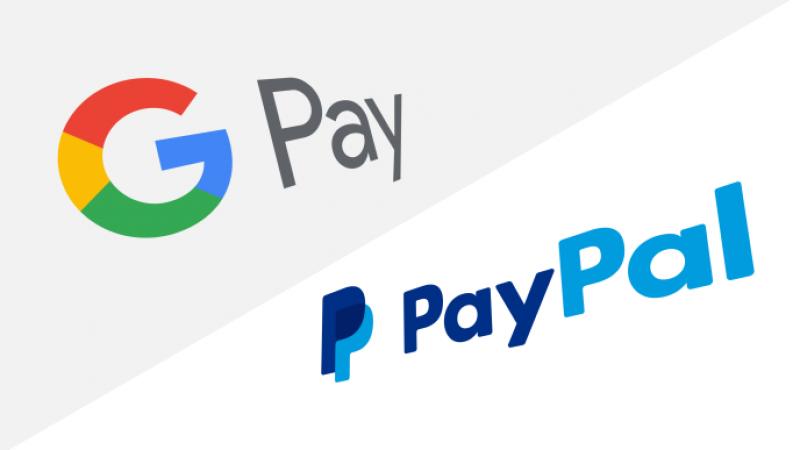 Régler vos achats par Paypal via Google Pay, c'est possible