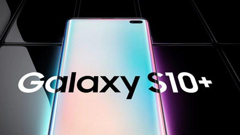 Le Galaxy S10 fait mieux que son prédécesseur en termes de vente