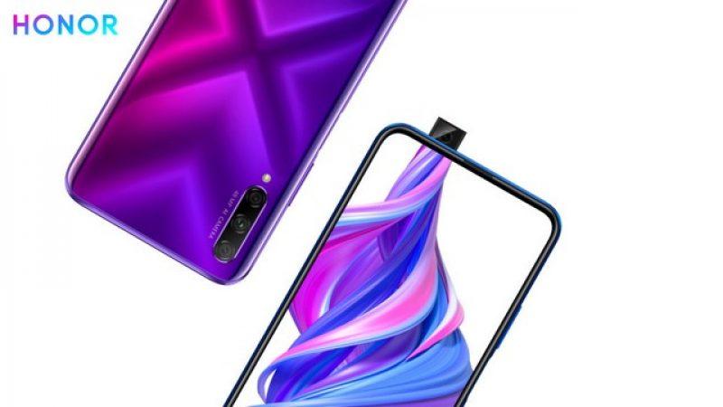Honor 9X et 9X Pro officialisés : ces smartphones proposent un écran sans encoche, une grosse batterie et de la photo 48 Mégapixels