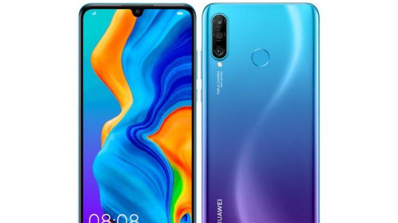 Huawei P30 Lite : le smartphone est disponible en France, voici son prix