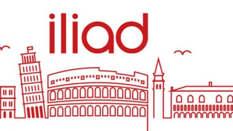 Iliad poursuit son développement en Italie et franchit un nouveau cap
