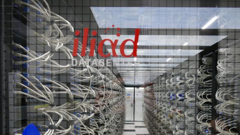 Insolite : Regardez l'explosion d'une batterie qui s'est produite aujourd'hui dans un datacenter d'Iliad