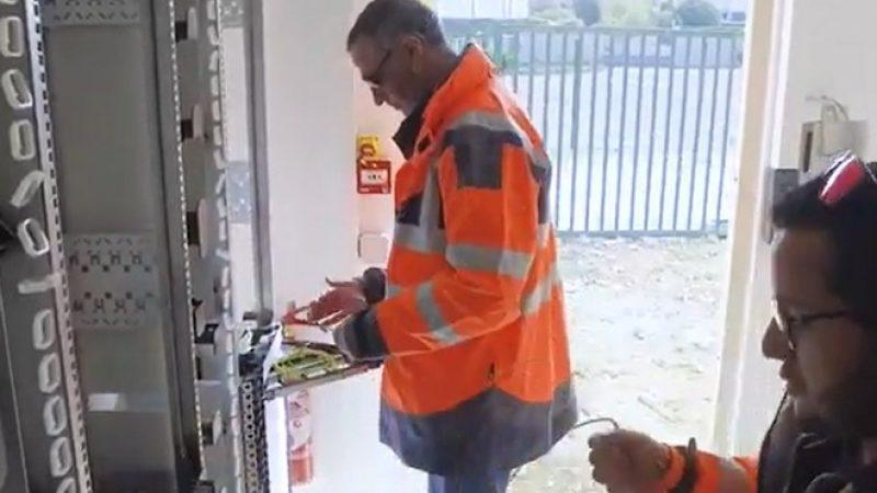 Vidéo : le déploiement de la fibre optique expliqué en deux minutes par un opérateur d'infrastructures