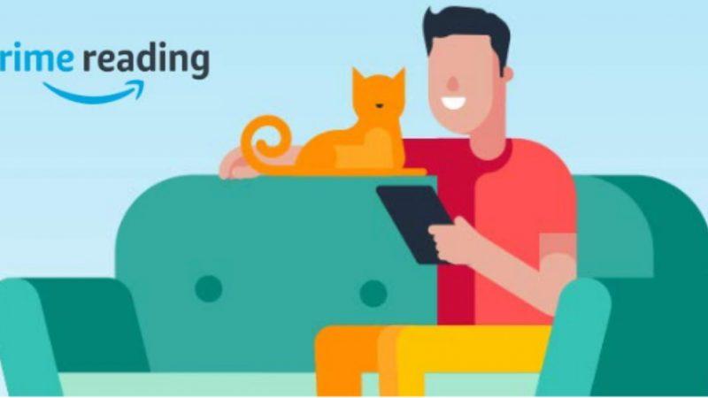 Prime Reading : on vous dit tout sur le service de lecture en ligne d'Amazon inclus dans l'abonnement Freebox Delta