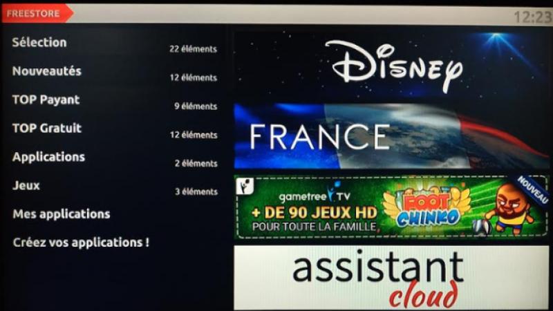 Disney Challenge, un nouveau jeu disponible sur Freebox Révolution et Freebox Delta