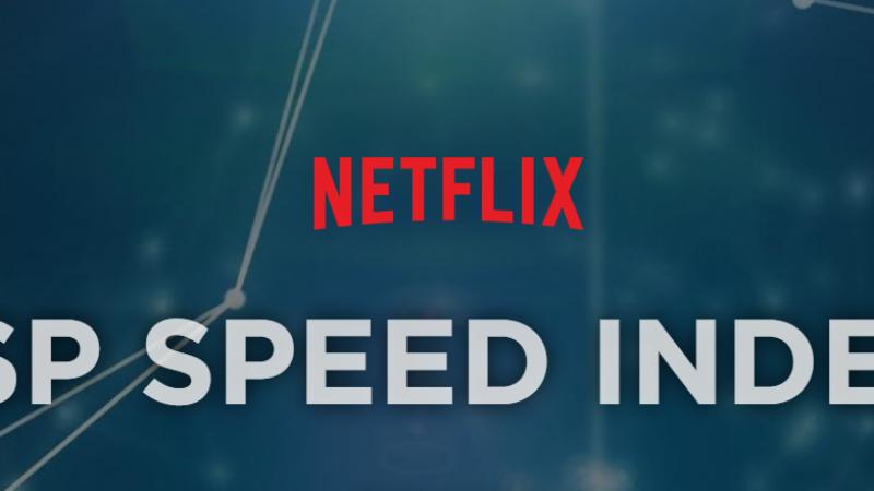 Débits Netflix en France en juillet : Free repasse devant SFR, lui laissant la dernière place