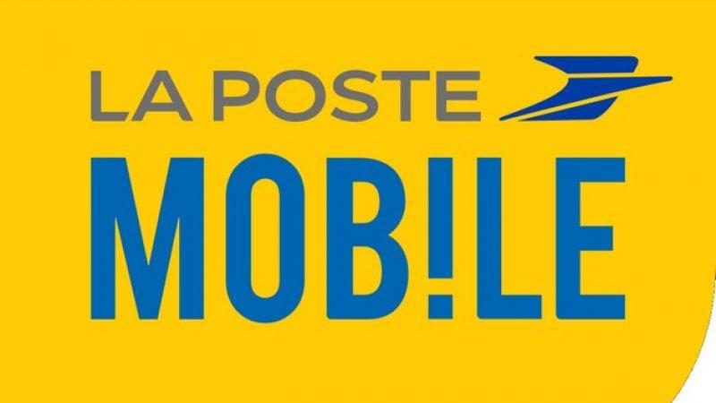 La Poste Mobile : un forfait 30 Go en promo à 9,99 euros par mois