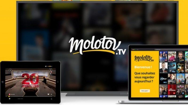 L'application de télévision Molotov met à jour son contrôle parental sur iPhone et iPad