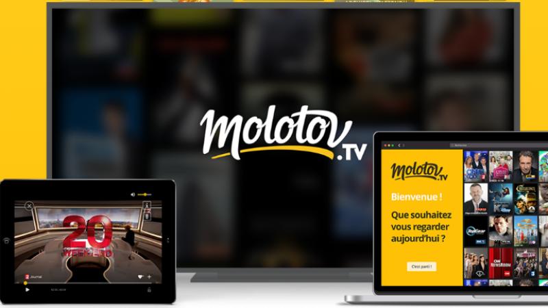 Molotov : l'application de télévision se met à jour pour iOS 13