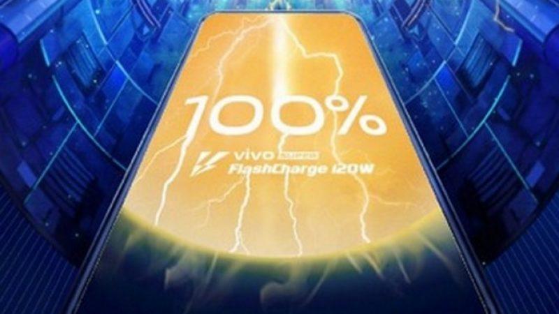 Smartphones : Vivo annonce de la recharge rapide pour faire le plein en moins d'un quart d'heure