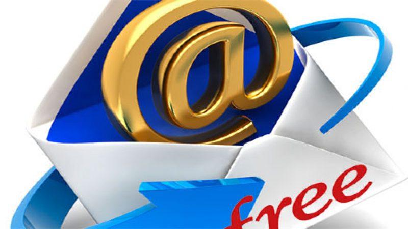 Free envoie un mail pour annoncer une nouveauté Youboox One pour ses abonnés