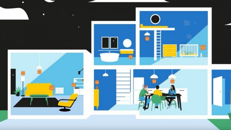 Vidéo : Orange illustre les possibilités offertes par la maison connectée