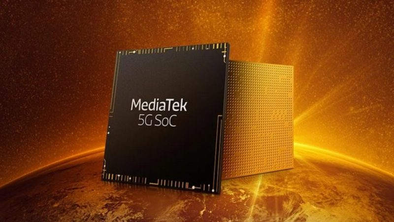 MediaTek prépare l'arrivée des smartphones 5G à prix cassé