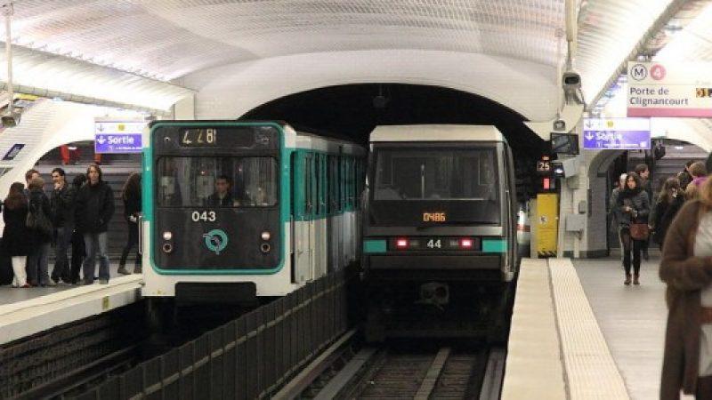 Découvrez la couverture mobile dans le métro chez Free, Orange, SFR et Bouygues