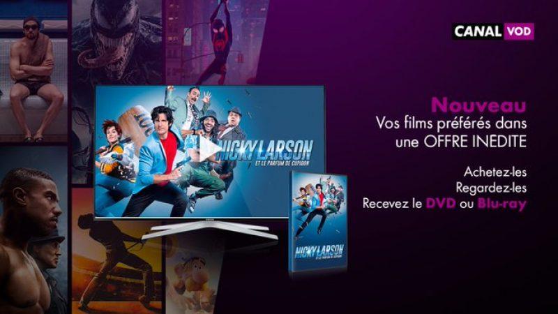 Free officialise son nouveau service de VOD couplé à l'envoi du Blu Ray, pour les abonnés Freebox