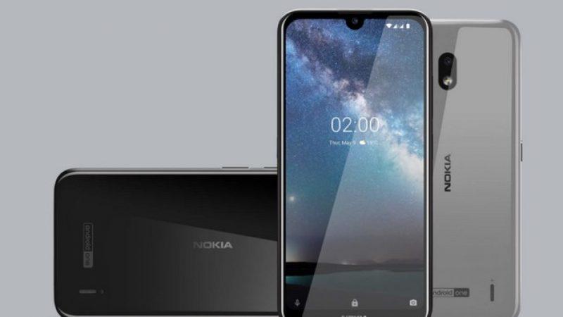 Nokia 2.2 : HMD Global annonce un smartphone grand format à petit prix et avec Android One
