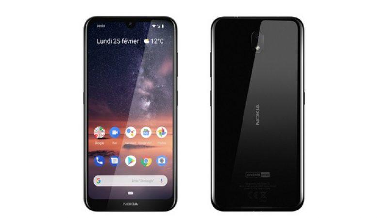 Un troisième smartphone Nokia compatible 4G 700 MHz arrive dans la boutique Free Mobile