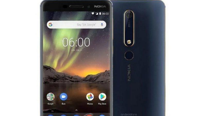 Nokia 6.1 : l'ANFR invite les propriétaires du smartphone à le mettre à jour