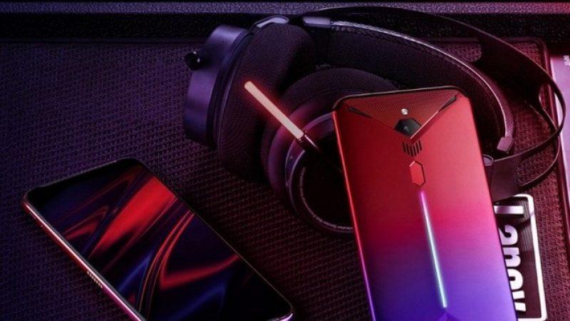 Le Nubia Red Magic 3, flagship pour gamer avec caméra 8K est dorénavant disponible en Europe