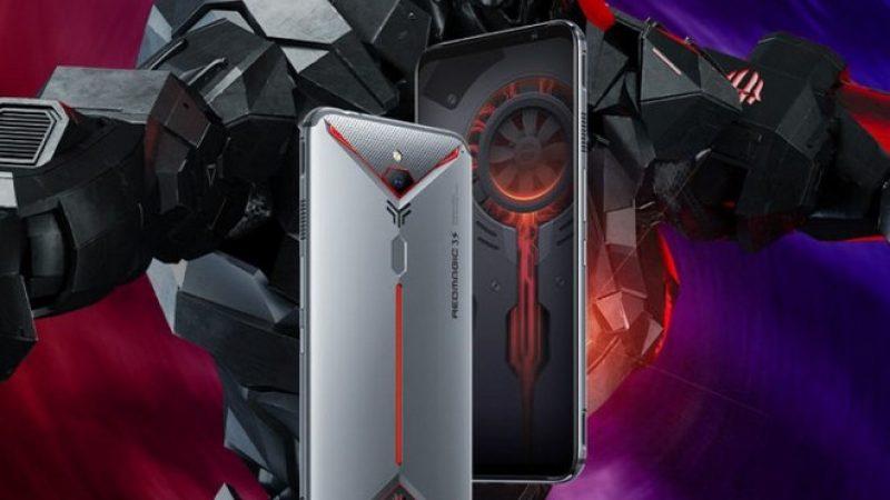 Nubia Red Magic 3S : un smartphone Snapdragon 855+ taillé pour le jeu sur mobile