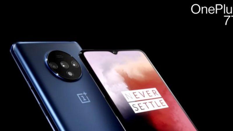 OnePlus 7T : le nouveau flagship de la marque se dévoile