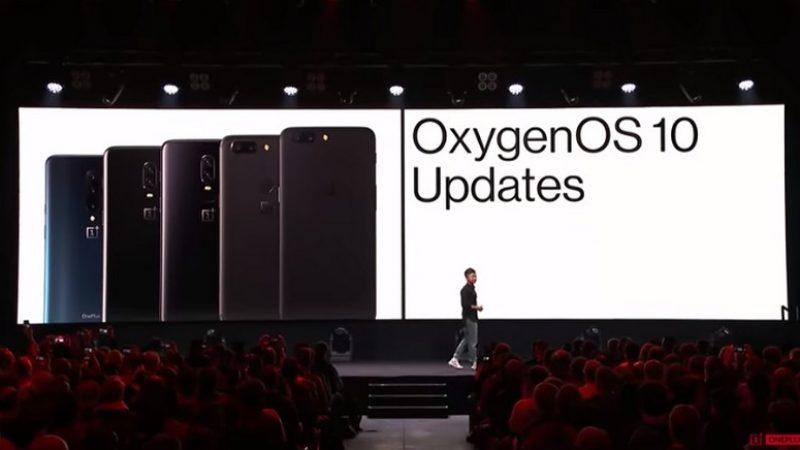Mise à jour Android 10 : OnePlus donne les noms des smartphones qui y auront droit