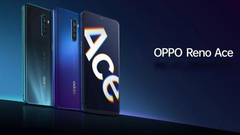 Oppo Reno Ace : le smartphone haut de gamme se charge très vite et joue la carte de la polyvalence en photo