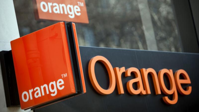 Braquage à main armée dans une boutique Orange