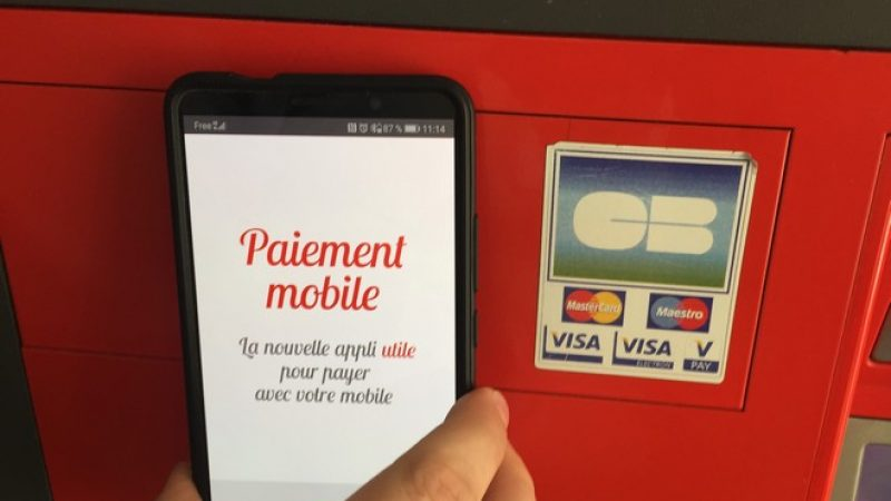 Paiement sans contact avec le smartphone  : la technologie ne décolle pas en France