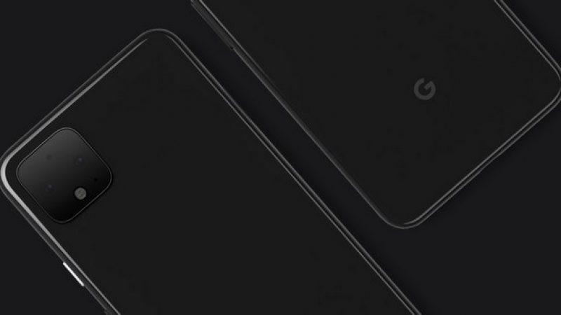 Pixel 4 et Pixel 4 XL : les caractéristiques des futurs smartphones de Google en fuite