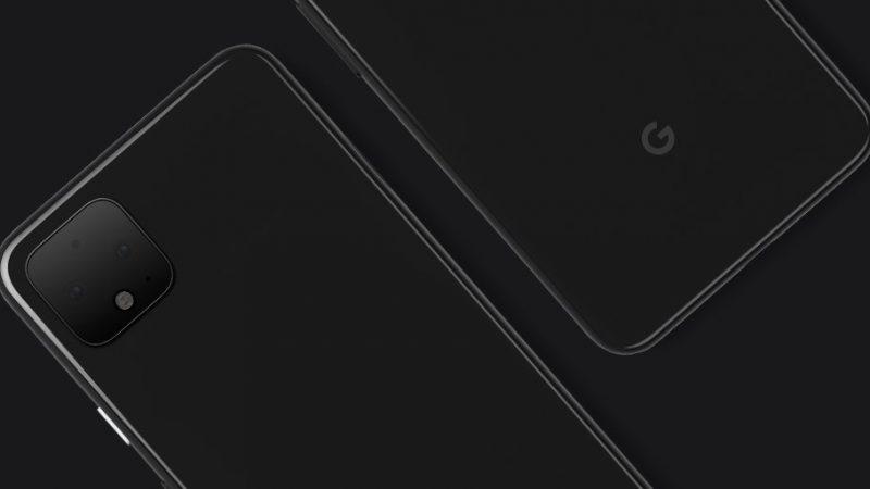 Google préparerait une version 5G de son Pixel 4