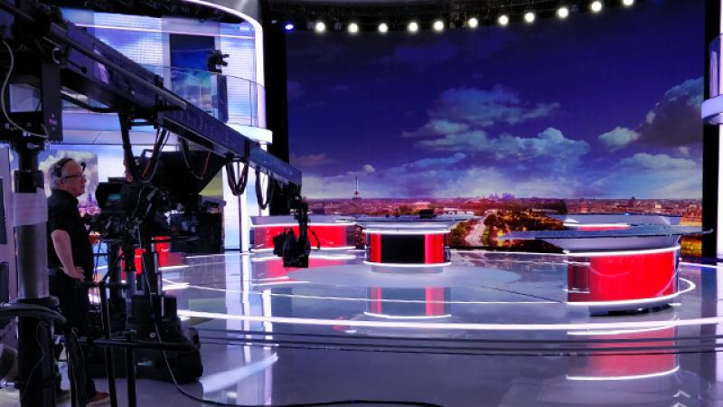 Les JT de France 2 adopterons un nouvel habillage à la rentrée