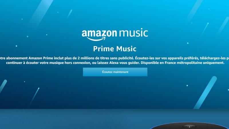 Comment profiter des 2 millions de titres de Prime Music désormais inclus dans la Freebox Delta