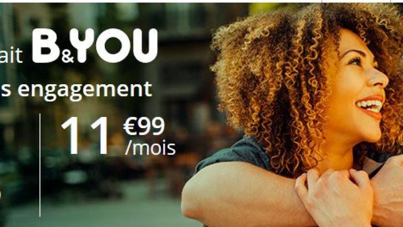 Bouygues Telecom canarde une série de trois forfaits en promo à vie