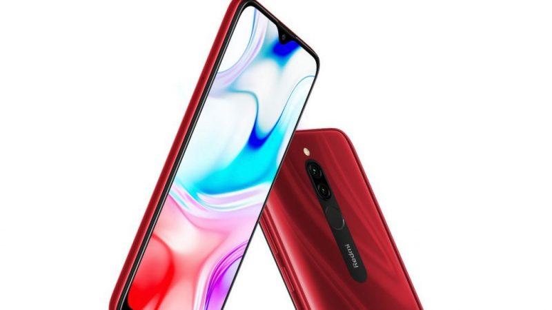 Xiaomi présente le Redmi 8, un nouveau smartphone à petit prix