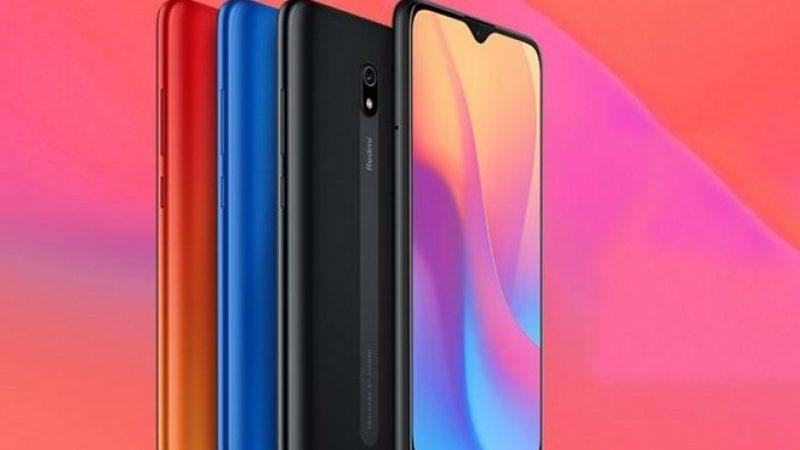 Redmi 8A : Xiaomi présente un nouveau smartphone Android petit prix