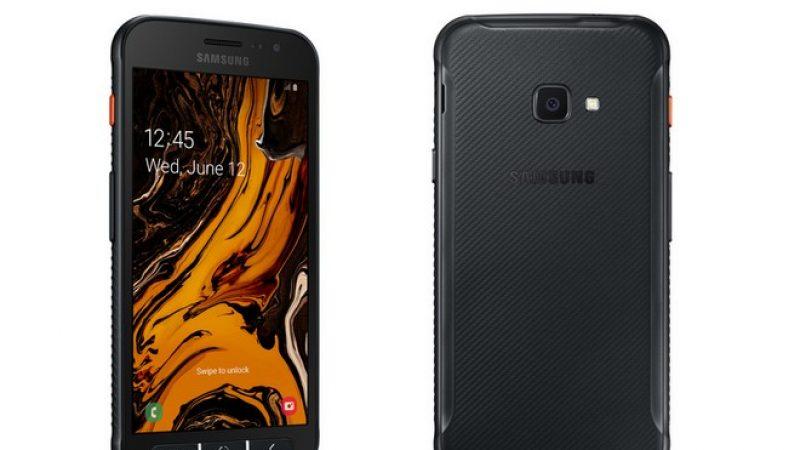 Galaxy XCover 4s : Samsung lance un smartphone compact et robuste en Europe