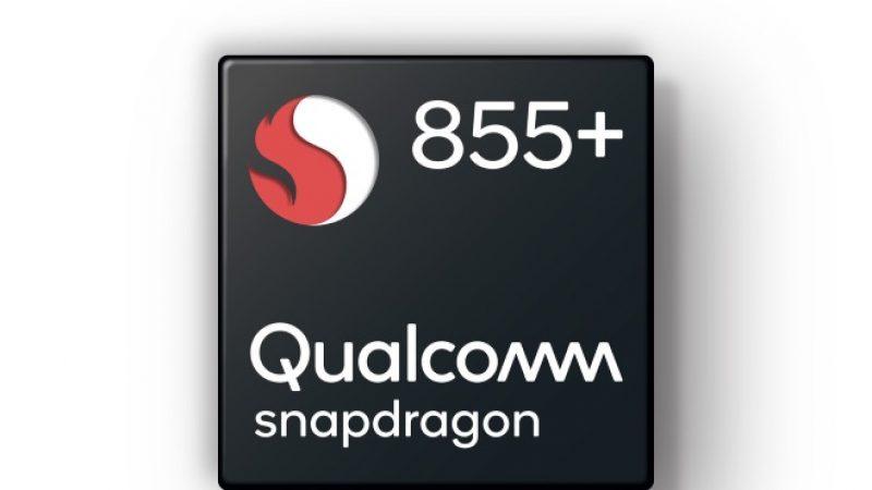 Snapdragon 855 Plus : Qualcomm révèle un nouveau processeur dédié aux jeux vidéo