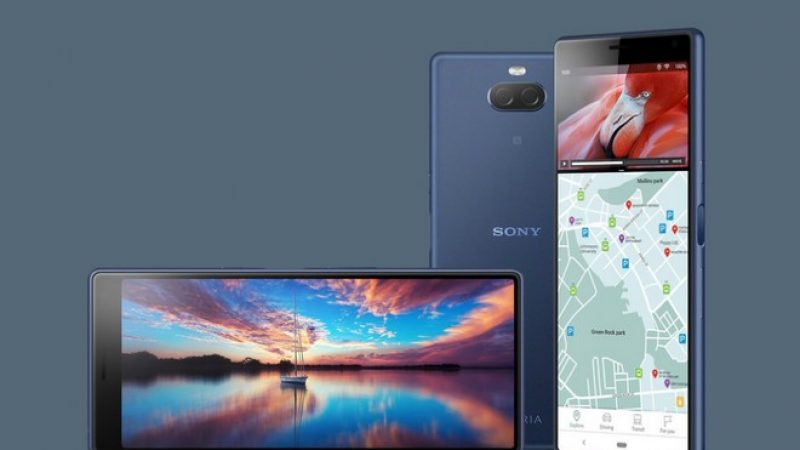 Sony préparerait aussi un smartphone pliable, mais il se fera un peu attendre