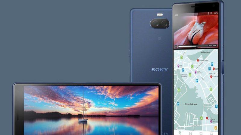 Sony veut revenir dans la course à la photo sur les smartphones