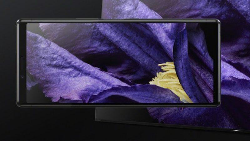 Sony Xperia 1 : le smartphone haut de gamme avec écran large 21/9 pour le multimédia arrive en France