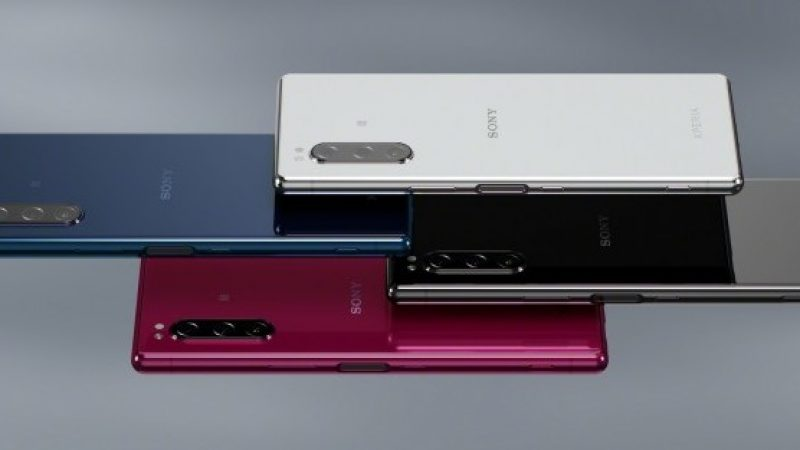 Le Sony Xperia 5 arrive bientôt en France: les précommandes sont ouvertes